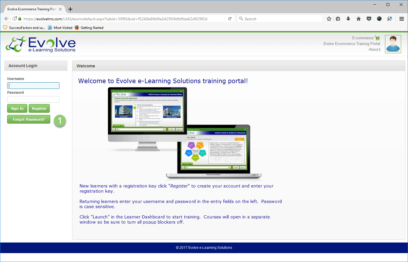 Select Register